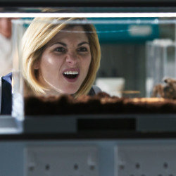 Jodie Whittaker in Doctor Who, Series 11 Episode 4 / Photo Credit: BBC Pictures