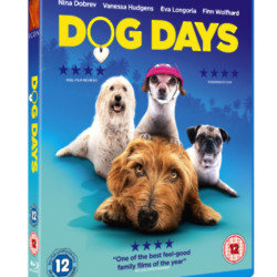 Dog Days comes to DVD on December 3
