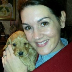 Kellie Ceccarelli is the Veterinary Training Manager for Eukanuba