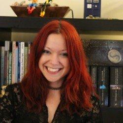 Dr Janina Scarlet