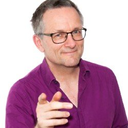 Fancy seeing Dr Michael Mosley live in 2019?