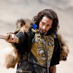 Adrien Brody in Dragon Blade