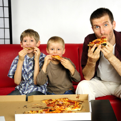 What's your family's favourite takeaway meal?