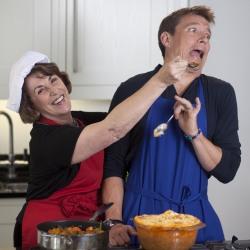 Ben Shephard & Edwina Currie Share Cooking Tips