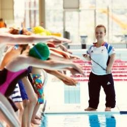 Ellie Simmonds wants to encourage us to keep our children healthy