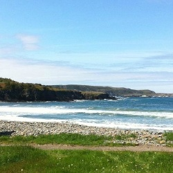Elliston Beach Canada