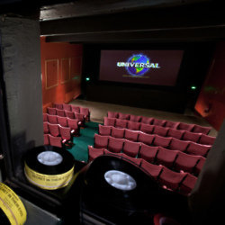 What does it mean to dream about a cinema?