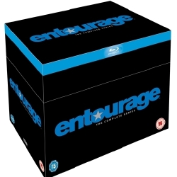 Entourage Seasons 1-8 Blu-Ray Boxset