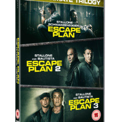Escape Plan 3 Trilogy Boxset