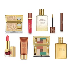 The Estee Lauder Bronze Goddess collection