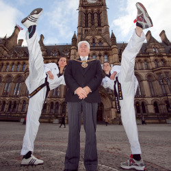 British Taekwondo Stars Launch European Championship Ticket Sales