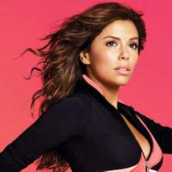 Eva Longoria is a fan of sport style