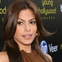 Eva Mendes recently visited Sierra Leone