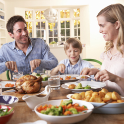 Traditional Family Dinner is Dying Out