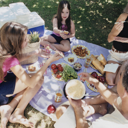 Where are you going to picnic this week?
