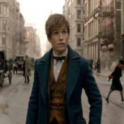 Fantastic Beasts And Where To Find Them Comic Con Trailer