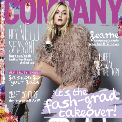 Fearne Cotton covers Company