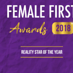We announce our reality star of the year!