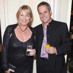 Top Chef Phil Vickery and wife Fern