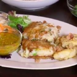 VIDEO: Cod Fishcakes Recipe