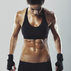 Get washboard abs with these helpful tips