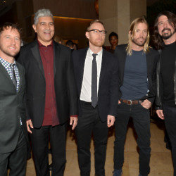 Foo Fighters / Credit: WireImage