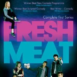 Fresh Meat DVD