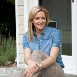 Gabby Logan can't contain her excitement about the Olympics next year