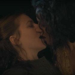 Gemma Whelan and Indira Varma / Credit: HBO