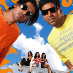 Akshay Kumar and John Abraham in 2005 hit 'Garam Masala'
