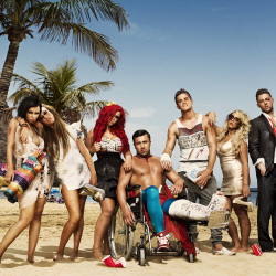 Party Like The Geordie Shore Cast