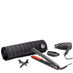 GHD Scarlet Deluxe Collection Set (5 Products)