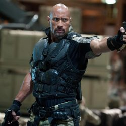Dwyane Johnson in G.I. Joe: Retaliation