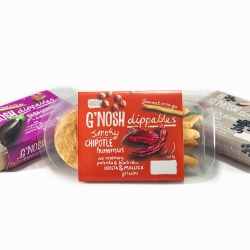 Gnosh: Gourmet on the Go