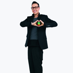 Gok Wan wants us to take time and look after ourselves from the inside