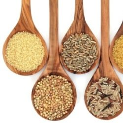 Health benefits of grains