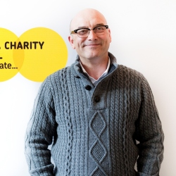 Gregg Wallace is hosting the event at Cafe de Mort