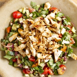 Hello Fresh Greek God's Grilled Chicken Salad Recipe