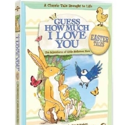 Guess How Much I Love You - The Adventures of Little Nutbrown Hare DVD