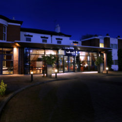 The Hallmark Hotel, Warrington