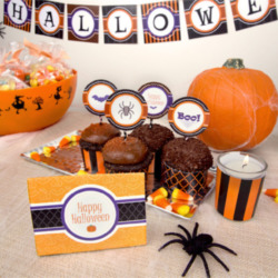 The perfect hamper to get you ready for Halloween