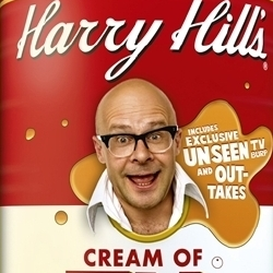 Harry Hill's Cream of TV Burp DVD