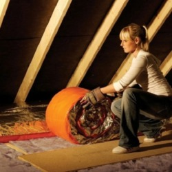 Insulate your loft and save money