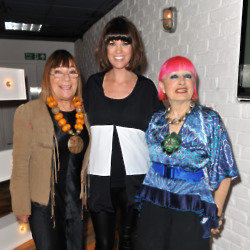 Hilary Alexander, Dawn O'Porter and Zhandra Rhodes discusses personal style