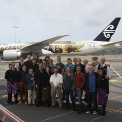 Air New Zealand's Special Jet