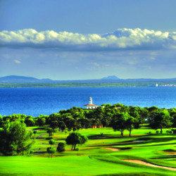 Golfing in Mallorca