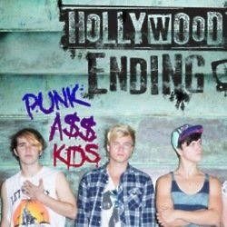 Hollywood Ending's EP 'Punk A$$ Kids'