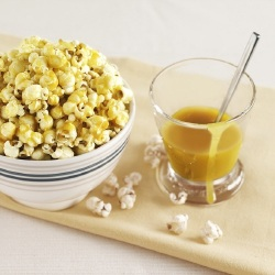 National Popcorn Day: Homemade Toffee Popcorn Recipe