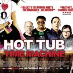 Hot Tub Time Machine on Female First