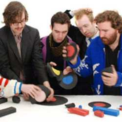 Hot Chip are on the bill